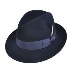 f3ff0dd4a98 Bailey of Hollywood Blixen Litefelt Fedora Grown Man