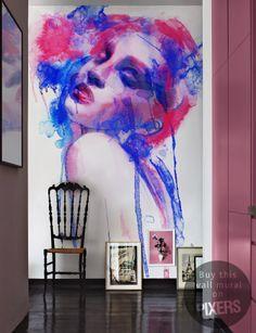Watercolor ecstasy of colors! :)
