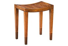 George III Boot Stool