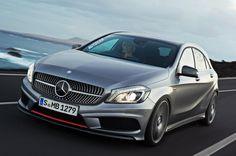 Mercedes A klasse AMG