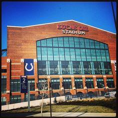 Lucas Oil Stadium Indianapolis, IN