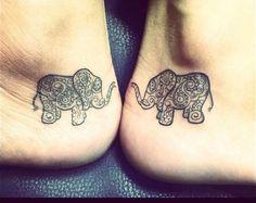 L'éléphant d'Orient