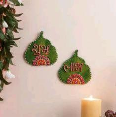 Handmade Diwali Greeting Cards, Diwali Greetings, Christmas Ornaments, Holiday Decor, Christmas Jewelry, Christmas Decorations, Christmas Decor