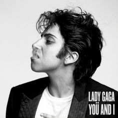 Lady Gaga`s alter ego Jo Calderone. you and i is one of my favourite lady gaga songs Drag King, Jo Calderone, Lady Gaga Vestidos, Man Look, Lady Gaga Song, We Will Rock You, Born This Way, Gender Bender, 6 Photos