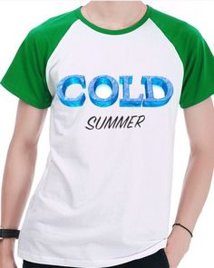 9491d0cd994d 3D ice cube cold summer t shirt short sleeve plain white baseball tees for  men Plain