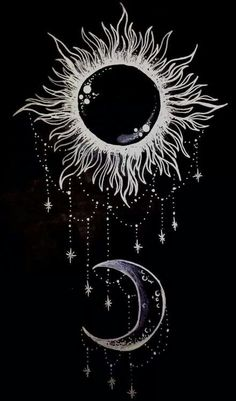 Sol y luna tu y yo