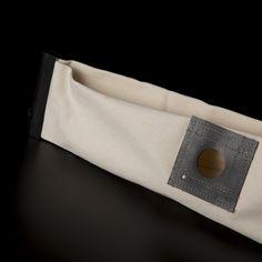 Filtro conico in tessuto jeans