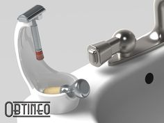 Cory Roehl is raising funds for Obtineo - it's a Safety Razor Display Lather Mug on Kickstarter! Obtineo holds your safety razor, shave brush, and shave soap. It's elegant in any bathroom while promoting the eco-friendly shave!