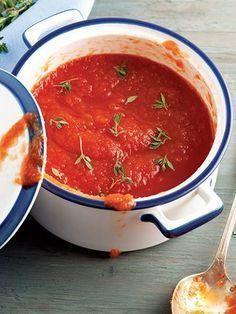 Ev yapımı ketçap Tarifi - Türk Mutfağı Yemekleri - Yemek Tarifleri