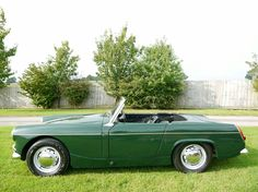 1961 MG Midget MK 1 948cc - Classic Car Auctions