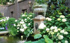 Chic projeto: Howard Design Studio - belos jardins
