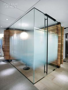 gradient on glass/ Orrick by Studios Architecture