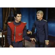 Image result for captain scarlet and the mysterons Scarlet, Spectrum, Science Fiction, Tv Shows, Poster, Image, Sci Fi, Scarlet Witch, Billboard