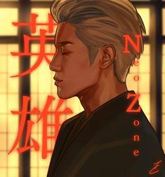 Kpop Drawings, Cute Drawings, Jaehyun, Nct 127, Winwin, Handsome Anime Guys, Nct Taeyong, Wallpaper Iphone Cute, Kpop Fanart