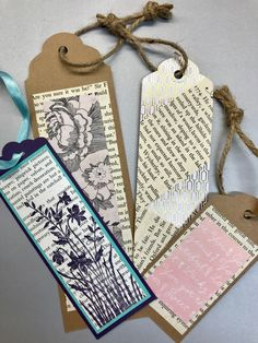 Creative Bookmarks, Cute Bookmarks, Paper Bookmarks, Bookmark Craft, Bookmark Making, Bookmark Ideas, Book Crafts, Paper Crafts, Diy Gifts