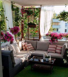 New Ideas front patio furniture porch makeover Apartment Garden, Indian Home Decor, Home, Small Apartments, Patio Makeover, Window Decor, Porch Makeover, Garden Windows, Apartment Balcony Decorating