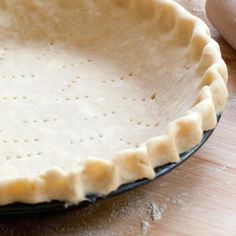 All Butter Flaky Pie Crust
