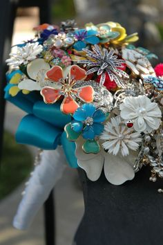 Image detail for -Brooch Bouquet