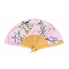 Eventail jardin d'été tinou le joly Sénoville for DJECO Girl Bedroom Walls, Kool Kids, Child Smile, Big Animals, Hot Flashes, Colorful Garden, Baby Kind, Camping With Kids, Hand Fan