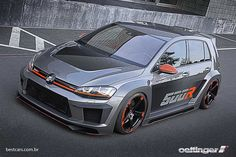 VW Golf Oettinger 500R 01