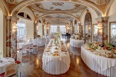 The Top 25 Luxury Hotels In Italy #4 -  Grand Hotel Excelsior Vittoria in Sorrento