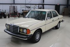 1983 Mercedes 300D for rent. Perfect for your next special event, movie production, TV commercial or photo shoot.