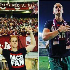 Grazie Torino sono orgoglioso di aver giocato per la tuahellip