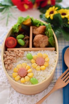 画像付 お弁当一覧② | +5分で☆かわいいお弁当