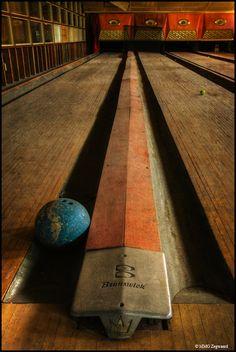 Bowling. Looks like home to me!