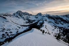 Have you seen our ski photo essay from Washington's Cascade Mountains?