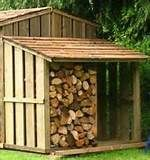 Image detail for -Firewood Storage Sheds to Store Wood for Winter from East Coast Shed