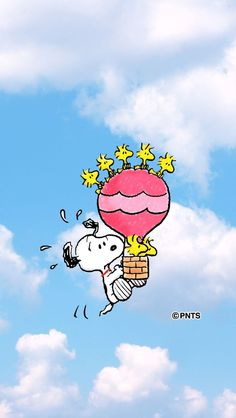 Just checking on you and your family. Charlie Brown Peanuts, Charlie Brown And Snoopy, Peanuts Cartoon, Peanuts Snoopy, Snoopy Wallpaper, Iphone Wallpaper, Snoopy Birthday, Cartoon Birds, Comics Love