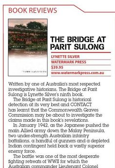Book Review - The Bridge at Parit Suloong Published in issue #3, September 2004