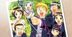 Ten Years Later: Midori Days Anime Series