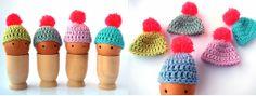 Crochet egg warmer tutorial