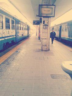Train station of Brescia