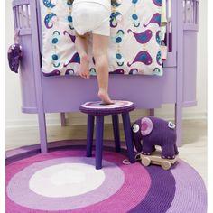 Birds and Dots . Bedlinen for girls from Sebra DK Blog Design, Kidsroom, Linen Bedding, Baby Room, Diys, Baby Kids, Kids Rugs, Colours, Living Room