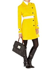 When I go shopping with Lady Peanut, I think my favourite for her to mooch in is Karen Millen