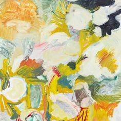 Pleun Moons ziet haar schilderijen als een kleurrijke tuin, die de wilde en dynamische zomervelden met wilde bloemen, verwelkende zonnebloemen in de herfst of een winter-bodem die zich voorbereidt op nieuw leven uitbeeldt. 'Sunflowers' Contemporary Artists, Winter, Painting, Winter Time, Painting Art, Paintings, Painted Canvas, Drawings, Winter Fashion