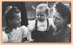 Marie, Jimmy and mum.