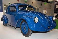 VW beetle prototype
