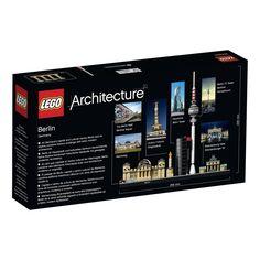 Lego 21027 Architecture Berlin: Amazon.es: Juguetes y juegos - ¡Nuevo! He añadido a mi Lista de deseos en @amazon: 'Lego 21027 Architecture Berlin' http://amzn.to/1Z0Lkhd por LEGO Skyline (2016)
