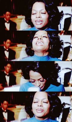 Lady Sings the Blues- Movie Starring Diana Ross and Billie Dee Williams