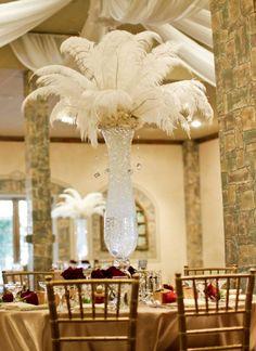 vivtage center pieces | my wedding centerpiece : wedding 1007110112 1