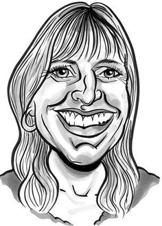 Caricaturist at parties - what a great idea! Caricature art is a great idea at parties and events Caricature, Magazines, Cartoons, Parties, Events, Illustration, Books, Humor, Journals