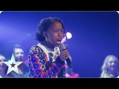 Asanda Jezile the 11yr old diva sings 'Diamonds' - Week 3 Auditions | Britain's Got Talent 2013 - YouTube