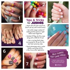 It's Mani Monday!! Can you believe these 7 Jamberry Juniors wraps are retiring on Aug 31st?! So here's today's game - tell me the # of your favorite mani below! No matter which one you choose, you'll win Jamberry Junior samples!! AND - if you a Facebook or in home party for you and your friends, you'll get a FREE 1/2 sheet of the GGG Junior wrap that you chose as your favorite! You can book your party to start anytime this Fall - Aug, Sep, Oct, or Nov.  But wait!!! One number is the grand…
