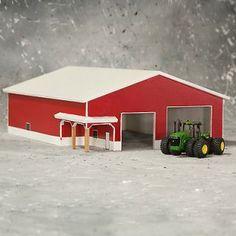 Calm Down Bottle, Farm Village, Toy Display, Farm Toys, Model Building, Scale Model, Tractor, Farms, Ps4
