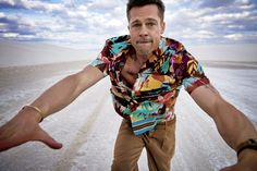 Brad Pitt Talks Divorce, Quitting Drinking, and Becoming a Better Man   GQ