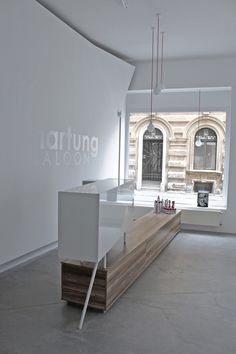 HAIRDRESSER! Hartung Saloon by mima architects, Pécs – Hungary